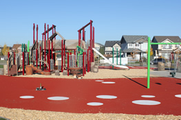 Terwillegar playgrounds